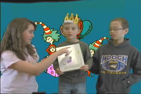 Abbotts Hill Elementary IPTV news 2-29