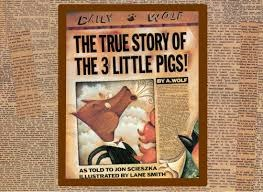 The True Story of the Three Little Pigs-WRAD-Ambrose