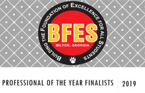 BFES POTY Finalists 2019