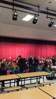 Dunwoody Springs Kinder holiday performance