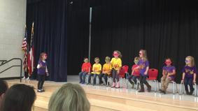 McKernan Thanksgiving Performance